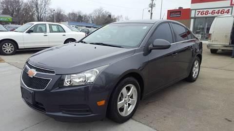 2011 Chevrolet Cruze for sale in Olathe, KS