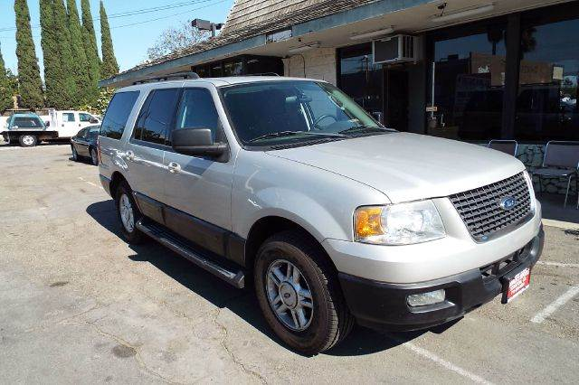 2006 FORD EXPEDITION XLT 4DR SUV silver abs - 4-wheel anti-theft system - alarm anti-theft syst