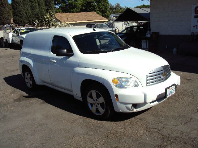 2008 CHEVROLET HHR LS PANEL white this is a cargo van with a fold down rear seat and no windows in