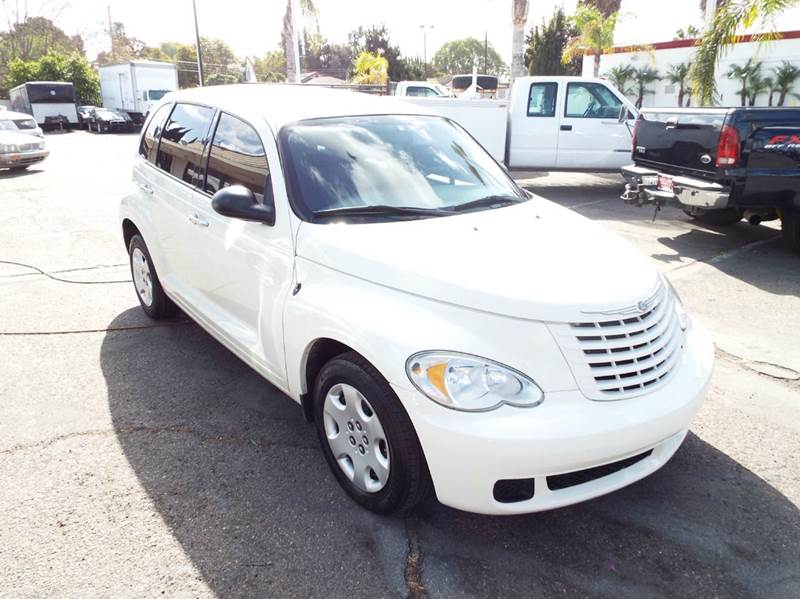 2008 CHRYSLER PT CRUISER BASE 4DR WAGON white airbag deactivation - occupant sensing passenger a