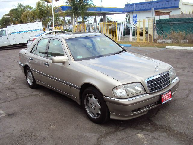 1999 MERCEDES-BENZ C-CLASS C230 KOMPRESSOR bronze this is a nice example of a small luxury mercede