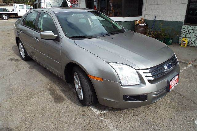 2008 FORD FUSION I4 SE SEDAN grey super clean low miles full power abs - 4-wheel airbag deactiva