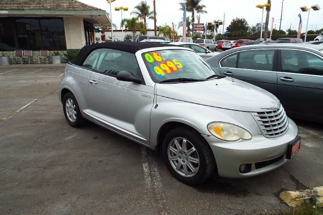2006 CHRYSLER PT CRUISER TOURING 2DR CONVERTIBLE silver airbag deactivation - occupant sensing pa
