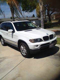 2006 BMW X5 30I AWD 4DR SUV white abs - 4-wheel air filtration airbag deactivation - occupant