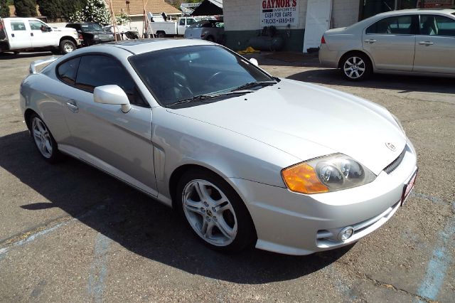 2004 HYUNDAI TIBURON GT V6 SPECIAL EDITION 2DR COUPE silver this is a 2004 hyundai tiburon gt spe