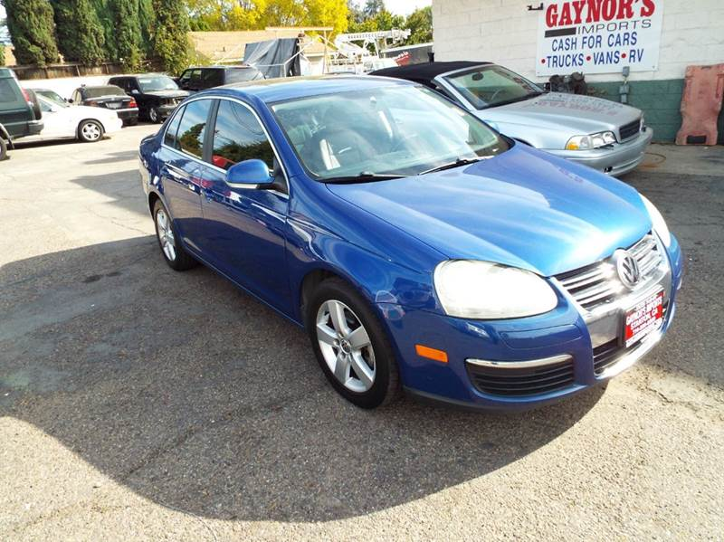 2008 VOLKSWAGEN JETTA SEL PZEV 4DR SEDAN 6A blue 2-stage unlocking doors abs - 4-wheel active h