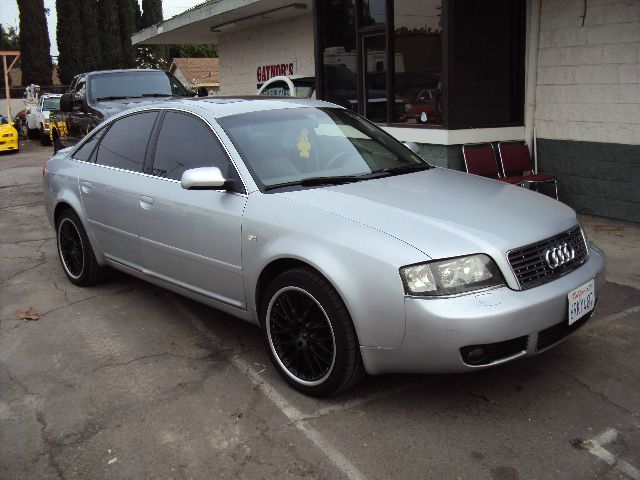 2003 AUDI A6 30 WITH TIPTRONIC silver 4wdawdabs brakesair conditioningalloy wheelsamfm radi