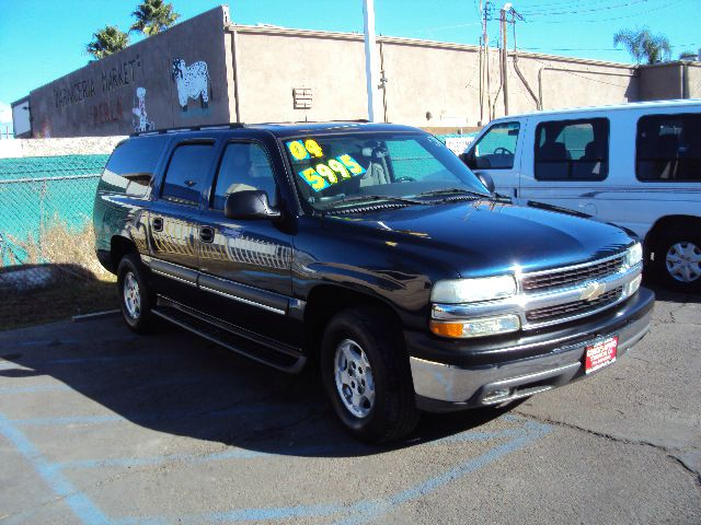 2004 CHEVROLET SUBURBAN 1500 2WD blue abs brakesair conditioningalloy wheelsamfm radioanti-br
