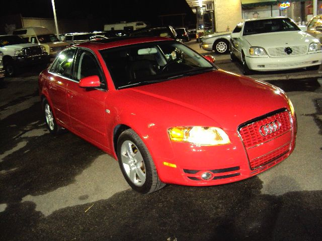 2006 AUDI A4 20 T WITH MULTITRONIC red abs brakesair conditioningalloy wheelsamfm radioanti-