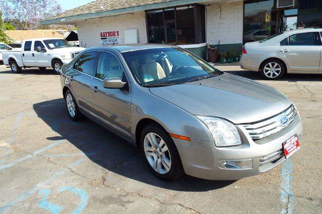 2008 FORD FUSION V6 SEL SEDAN grey this vehicle comes with a previous salvage title hence the low