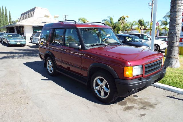 2001 LAND ROVER DISCOVERY SERIES II SE 4WD 4DR SUV maroon 2001 land rover discovery 2 se7 rear ju
