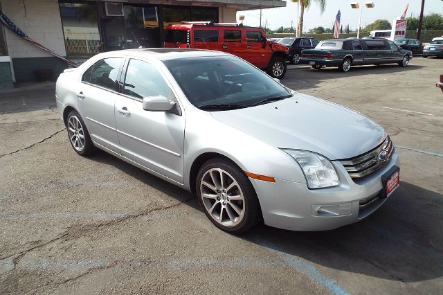 2009 FORD FUSION SE 4DR SEDAN met silver abs - 4-wheel antenna type - mast anti-theft system - a