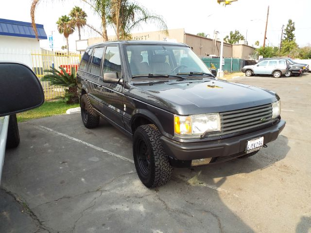 2000 LAND ROVER RANGE ROVER 40 SE AWD 4DR SUV grey this is the ultimate 4 wheel drive vehicle lop