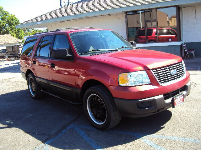2004 FORD EXPEDITION XLS 46L 2WD maroon abs brakesadjustable foot pedalsair conditioningamfm