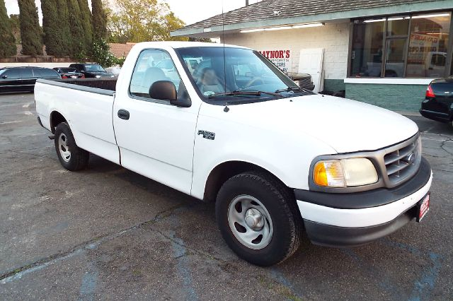 2002 FORD F-150 XL 2DR REGULAR CAB 2WD STYLESIDE white abs - 4-wheel anti-theft system - alarm a