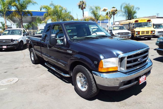 1999 FORD F-250 SUPER DUTY XLT 4DR EXTENDED CAB SB silver abs - rear-only cassette front airbags