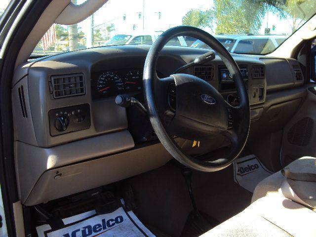 2003 FORD F250 XLT SUPERCAB SHORT BED 4WD