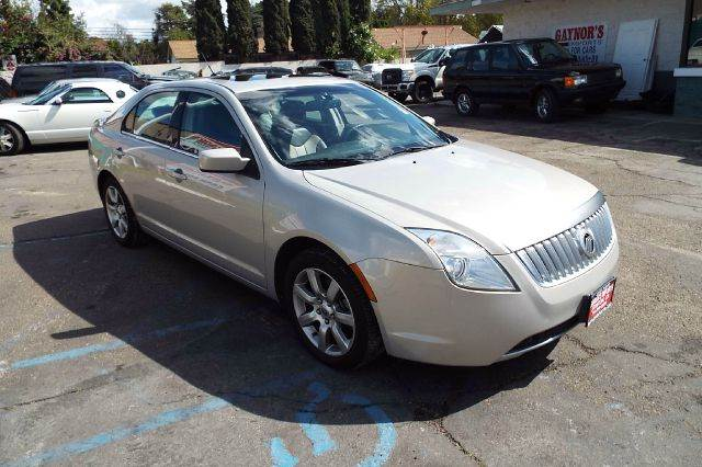 2010 MERCURY MILAN V6 PREMIER 4DR SEDAN pearl abs - 4-wheel air filtration airbag deactivation
