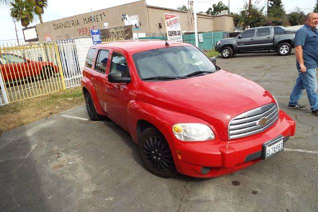 2009 CHEVROLET HHR LS 4DR WAGON red this is a june  deal all prices are on a cash basis plus fees