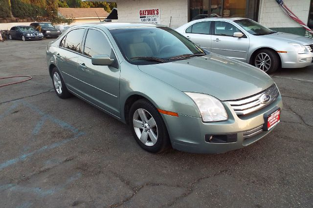 2008 FORD FUSION I4 SE SEDAN light green abs - 4-wheel antenna type - mast anti-theft system - a