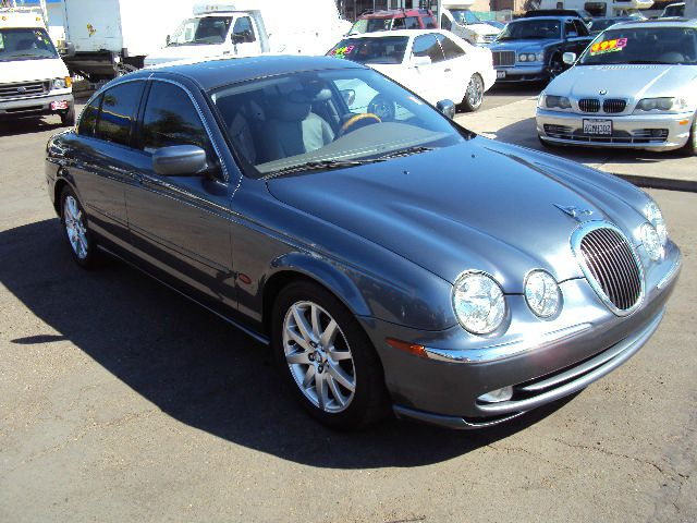 2000 JAGUAR S-TYPE 40 grey abs brakesair conditioningalloy wheelsamfm radioanti-brake system