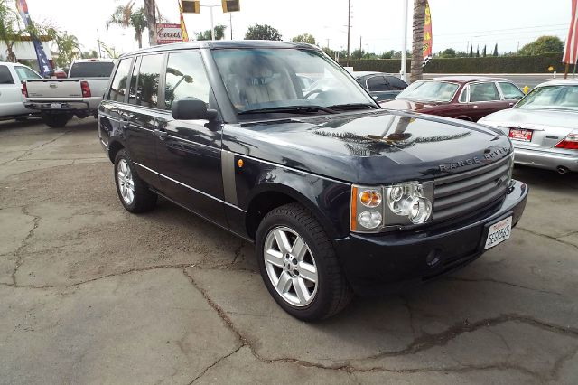 2003 LAND ROVER RANGE ROVER HSE 4WD 4DR SUV blue abs - 4-wheel anti-theft system - alarm axle ra