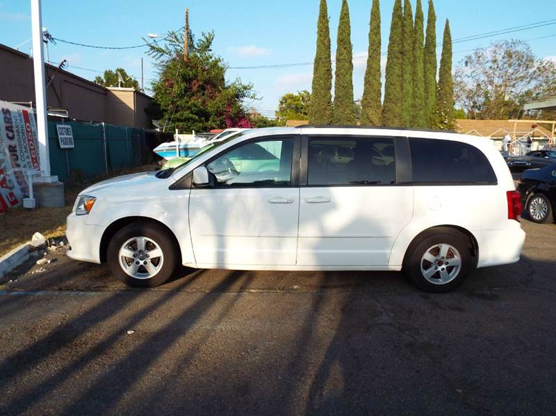 2012 DODGE GRAND CARAVAN SXT 4DR MINI VAN white 2-stage unlocking doors abs - 4-wheel active hea