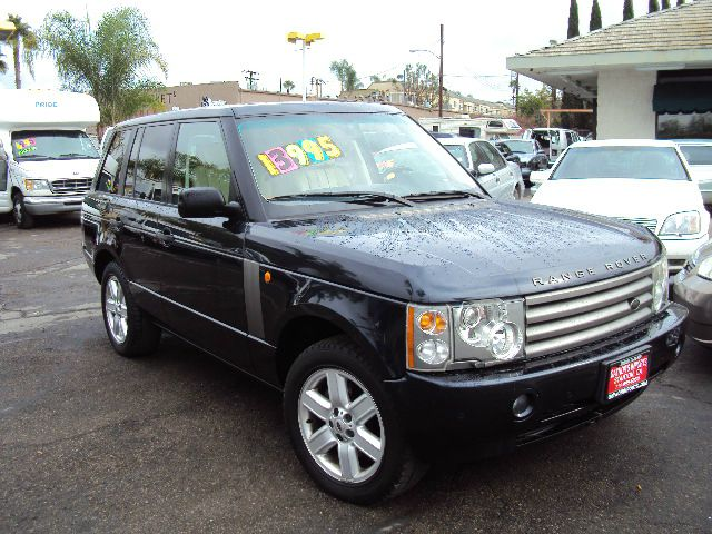 2003 LAND ROVER RANGE ROVER HSE blue this is a prime example of land rover  bmw luxury and workma