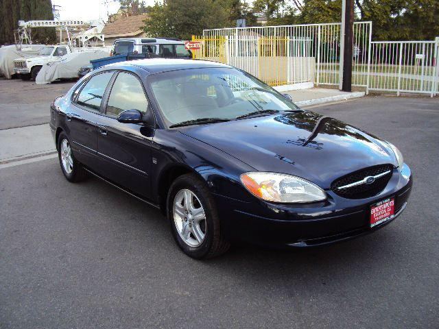 2000 FORD TAURUS SEL blue abs brakesair conditioningalloy wheelsamfm radioanti-brake system