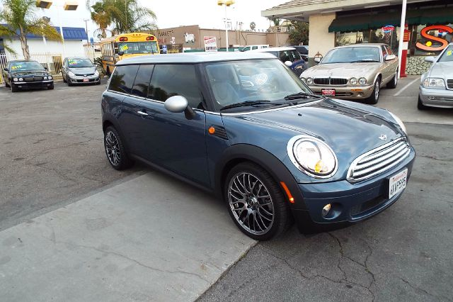 2010 MINI COOPER CLUBMAN BASE 3DR WAGON blue 2-stage unlocking abs - 4-wheel air filtration ai