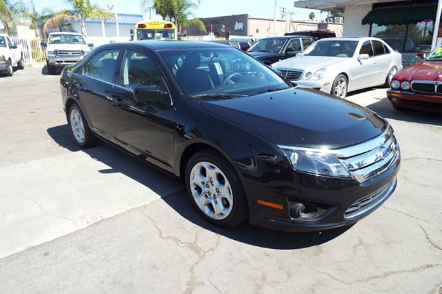 2010 FORD FUSION SE 4DR SEDAN black for sale  abs - 4-wheel air filtration antenna type - mast