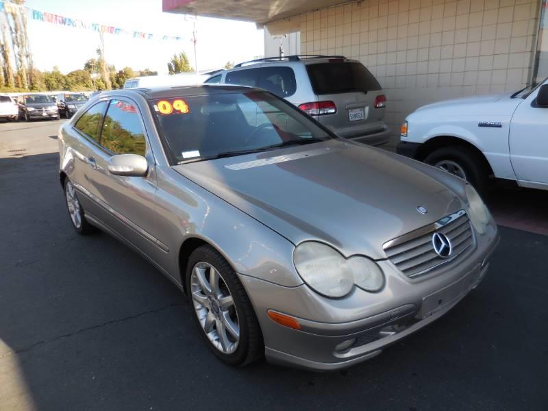 2004 Mercedes Benz C Class C 230 Kompressor 2dr Coupe In Fremont Ca