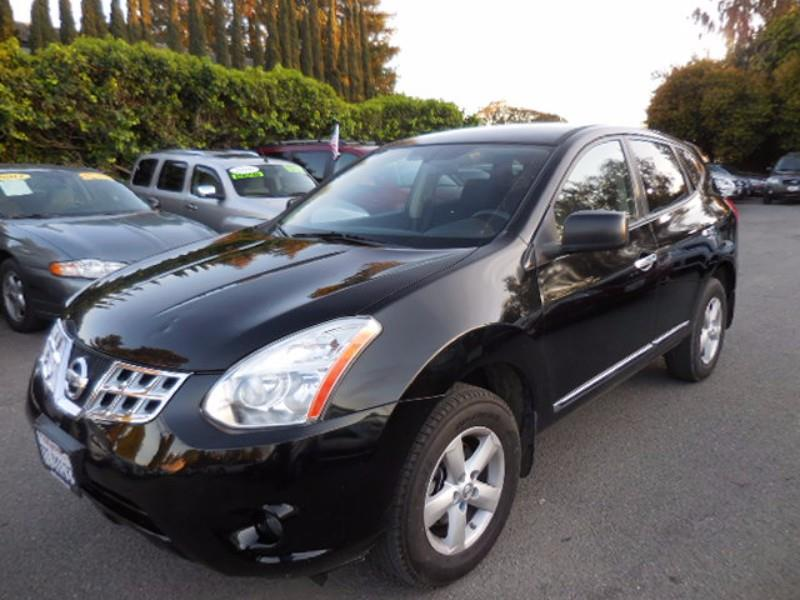 2012 nissan rogue special edition in fremont ca auto 4 less. Black Bedroom Furniture Sets. Home Design Ideas