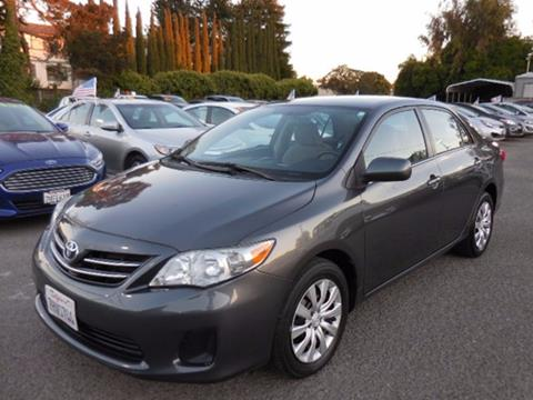 2013 Toyota Corolla for sale in Fremont, CA