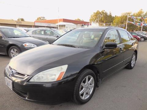2004 Honda Accord for sale in Fremont, CA