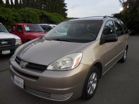 2005 Toyota Sienna for sale in Fremont, CA