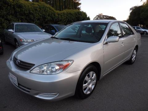 2004 Toyota Camry for sale in Fremont, CA