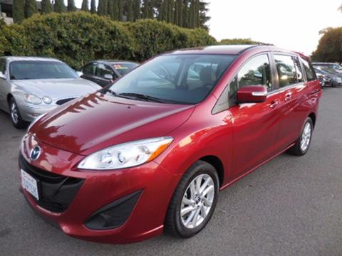 2014 Mazda MAZDA5 for sale in Fremont, CA