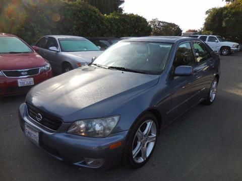 Marvelous 2005 Lexus IS 300 For Sale In Fremont, CA