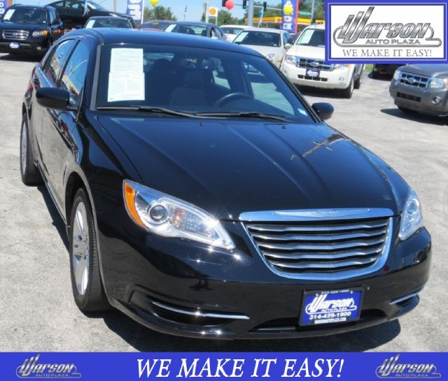 2012 Chrysler 200 for sale in SAINT LOUIS MO