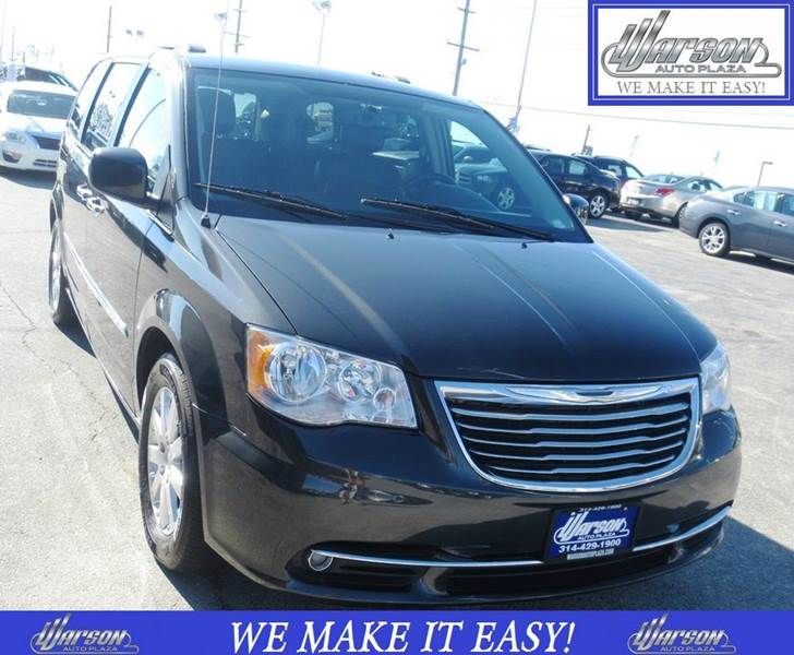 2011 chrysler town and country for sale in ludington mi. Black Bedroom Furniture Sets. Home Design Ideas