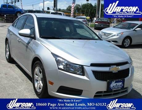 Chevrolet Cruze For Sale Saint Louis Mo
