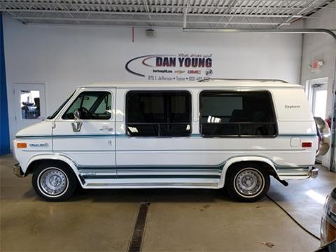 1993 GMC Vandura for sale in Tipton, IN