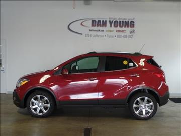 2016 Buick Encore for sale in Tipton, IN