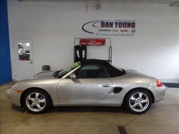 2001 Porsche Boxster for sale in Tipton, IN