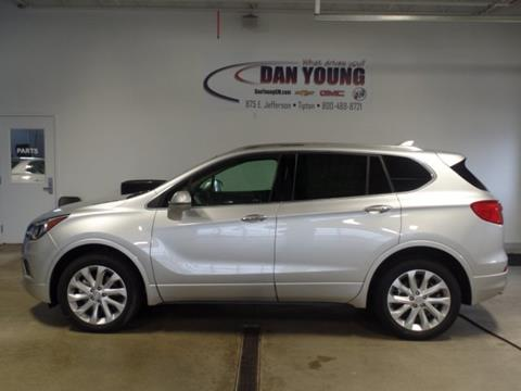 2017 Buick Envision for sale in Tipton, IN