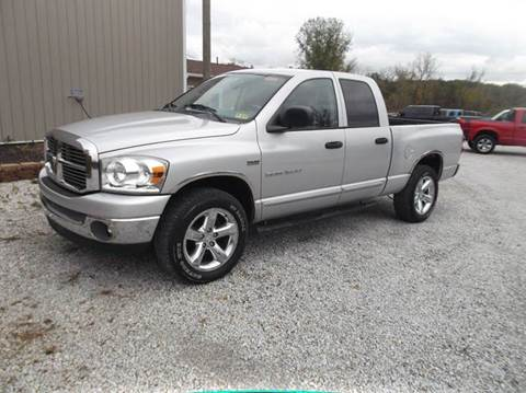 2007 Dodge Ram Pickup 1500 for sale in Canal Fulton, OH