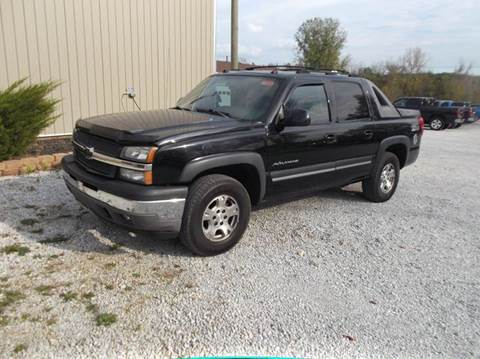 2005 Chevrolet Avalanche for sale in Canal Fulton, OH