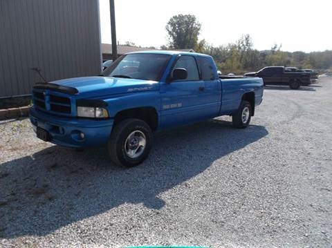 1999 Dodge Ram Pickup 1500 for sale in Canal Fulton, OH
