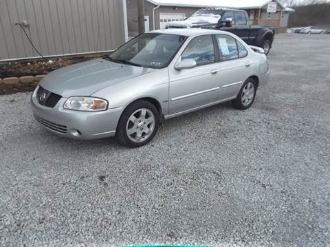 2006 Nissan Sentra for sale in Canal Fulton, OH